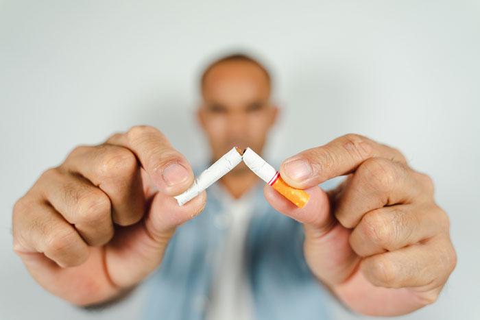 El tabaco y la salud
